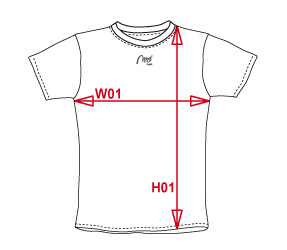 Sizing maillot Effective