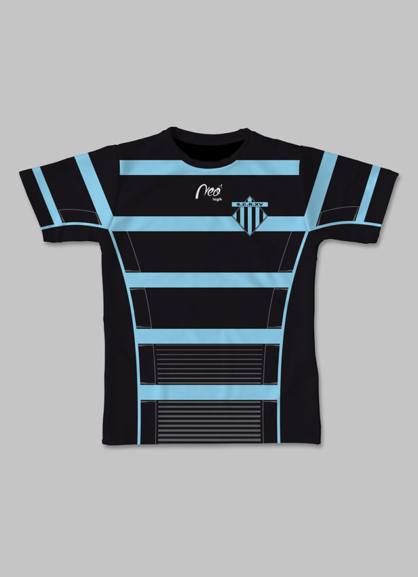 Maillot Effective 2019-2020 Rucking face