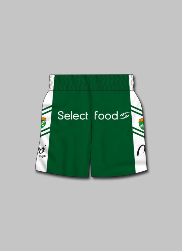 Short rugby US Thuir 2019-2020 dos